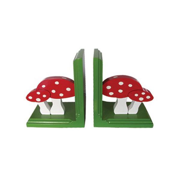 Bookend - Mushroom