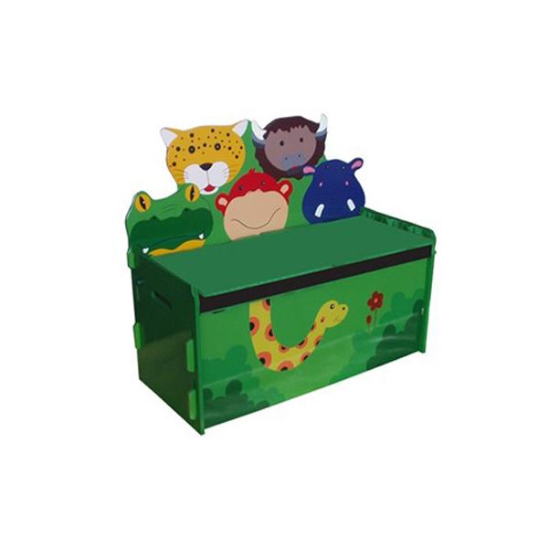 Box Bench - Wild