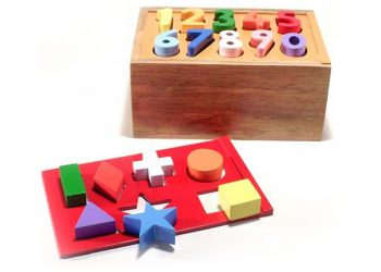 Number and Shape Sorter